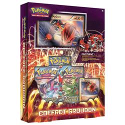 Coffret Pokemon Groudon