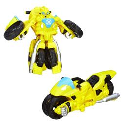 Transformers Rescue Bots 2en1 Bumblebee