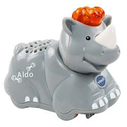 Aldo le rhino super costaud - Tut Tut animo