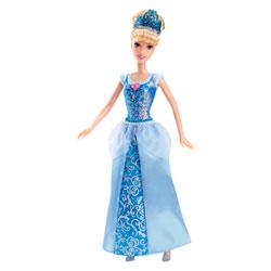 Poupée Paillettes Disney Princesses Cendrillon