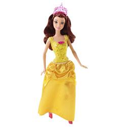 Poupée Paillettes Disney Princesses Belle