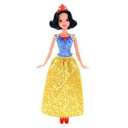 Poupée Paillettes Disney Princesses Blanche Neige