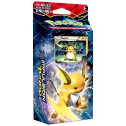 Pokemon Starter XY8 Raichu