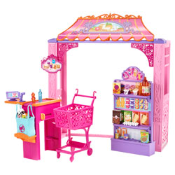 Barbie Superette de Malibu