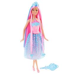 Barbie Princesse chevelure magique rose