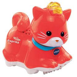 Paprika le bébé chat - Tut Tut animo