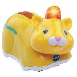 Cliff le hamster sportif - Tut Tut animo