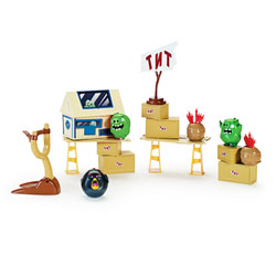 Catapulte Angry Birds