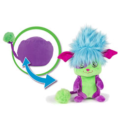 Peluches Popples Transformables 20 cm - Yikes
