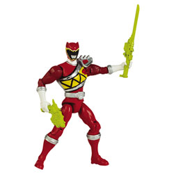 Dino charge Ranger rouge