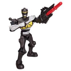 Power Ranger Mixx n Morph Ranger noir
