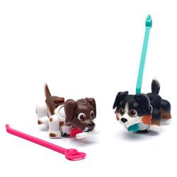 Pet Parade 2 chiens Danois et Bouvier bernois