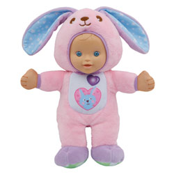 Poupon P'tit bébé déguisé lapin - Little Love