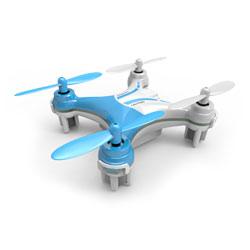 Nanoxcopter bleu 2,4Ghz