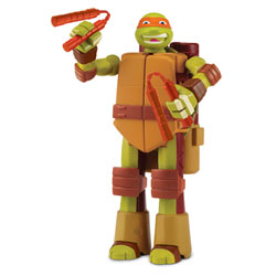 Mickey Tortues Ninja 14 cm transformable