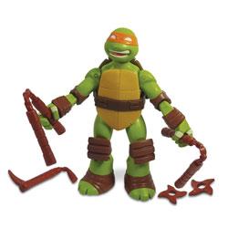 Mikey figurine articulée TMNT 12cm