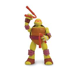 Mikey figurine Tortues Ninja 12cm Karaté