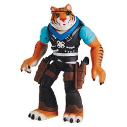 Tiger Claw figurine Tortues Ninja 12cm karaté
