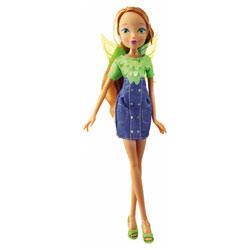Poupée Flora Winx denim fairy