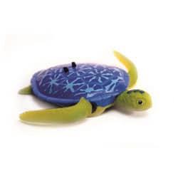 Robot tortue bleu