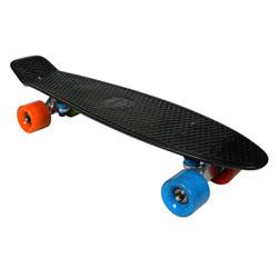 """Skateboard vintage noir 22,5"""""""