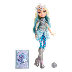 Ever After High poupée Darling charming Dragon games