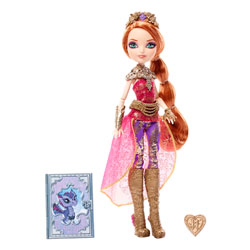 Ever After High poupée Holly O'hair Dragon games