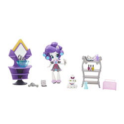 My Little Pony Mini Poupée 10 cm Univers - Chat Rarity