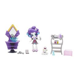 My Little Pony Mini Poupée 10 cm Univers - Chat Rarity
