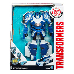Autobot Drift Transformers Rid Hyper Change Heroes