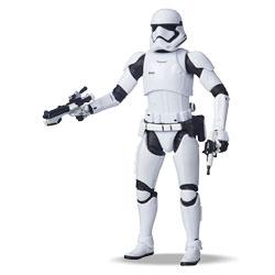 Stormtrooper Star Wars figurine Deluxe Black series 15 cm