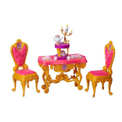 Mobilier pour poupées Univers de Belle - Disney Princesses