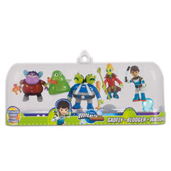 Pack de 5 figurines Miles - Aliens