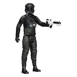 Tie Fighter Pilot figurine Star Wars Titan 30 cm