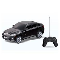 BMW X6 noir radiocommandée 1/24