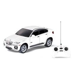 BMW X6 blanc radiocommandée 1/24