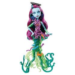 Monster High Posea Reef barr des frayeurs