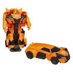 Transformers Rid One Step Changers Drift