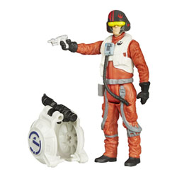 Star Wars figurine 10cm Poe Dameron