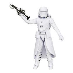 Snowtrooper Star Wars figurine Deluxe Black series 15 cm