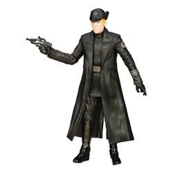 General Hux Star Wars figurine Deluxe Black series 15 cm