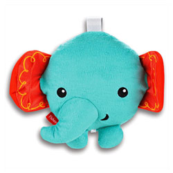 Peluche Rigolote de la Jungle éléphant Bitsy