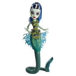 Monster High Goule Poisson phosphorescente Frankie Stein