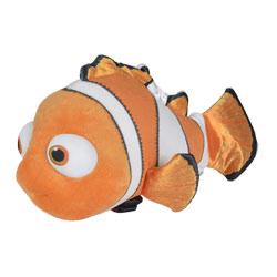 Peluche de Nemo 25 cm Le monde de Dory