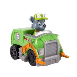 Mini véhicule de secours Pat'Patrouille Rocky