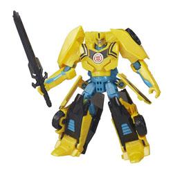 Transformers RID deluxe Magix Bumblebee jaune & vert
