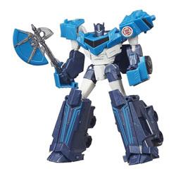 Transformers RID deluxe Warrior Optimus Prime bleu