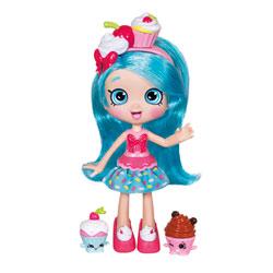 Shopkins poupée Jessicake cheveux bleus
