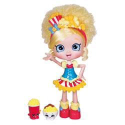 Shopkins poupée Popette pop-corn