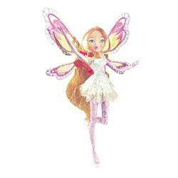 Poupée Winx Tynix Fairy Flora